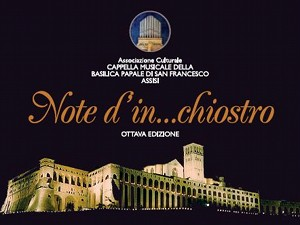Note d'in...chiostro 2012