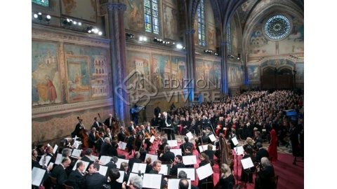 Concerto Natale Assisi 2014