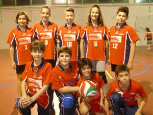 Assisi Volley under 13