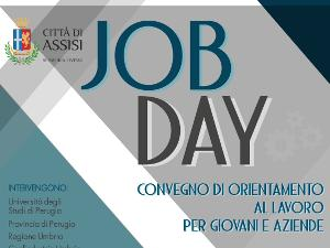 Job day Comune di Assisi