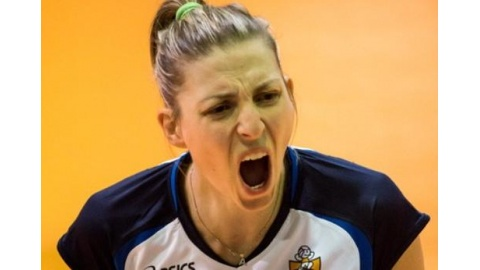School Volley Bastia, Cristina Cruciani